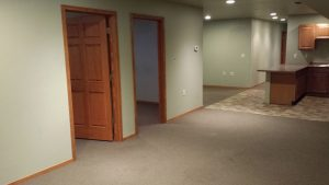 Bozeman Belgrade Gallatin Field Yellowstone International Airport Commercial Shop and Office Condos for Sale - 1600 SF units with Full Kitchens, Full Bathrooms with Showers and Tubs plus Laundry Facilities for 24/7 business use.