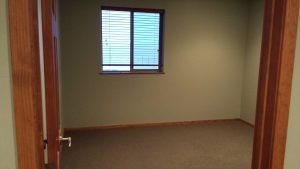 Just North of Yellowstone International Airport, between Belgrade and Bozeman - 1600 SF of Office Space with 3 private offices, large conference room, full kitchen and baths.