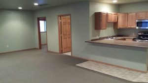 Bozeman Office Space - Commercial Office Condo with Full Kitchen, Full Bath - Large Conference Room overlooking Yellowstone International Airport, five minutes from terminal.