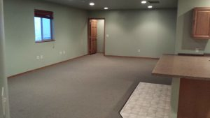 Bozeman Commercial Office Condominium with Large Conference Room - 5 minutes to Yellowstone International Airport - 1600 SF, with Full Kitchen, Full Bath with Shower and Tub,