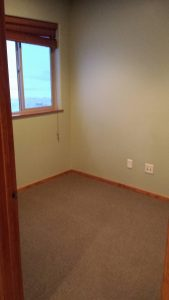 Bozeman Commercial Properties Real Esate - Commercial Office Condo - Just north of Yellowstone International Airport - Private Office, unit Z1